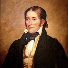 Davy Crockett is listed (or ranked) 13 on the list Famous People From Tennessee