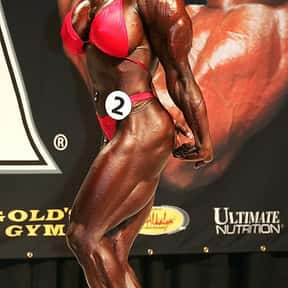 Dayana Cadeau is listed (or ranked) 16 on the list Famous Female Bodybuilders