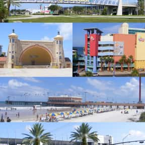 Daytona Beach is listed (or ranked) 3 on the list The Best Beaches in Florida