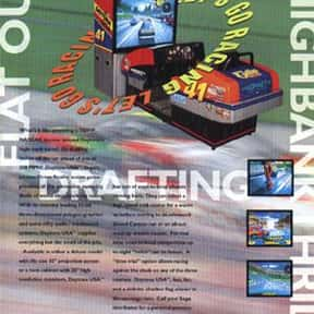 Daytona USA is listed (or ranked) 2 on the list The Best Arcade Racing Games Of All Time