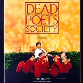 Dead Poets Society is listed (or ranked) 2 on the list The Best Movies About Writers