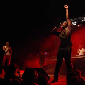 Dead Prez is listed (or ranked) 10 on the list The Best Political Hip Hop Bands/Rappers