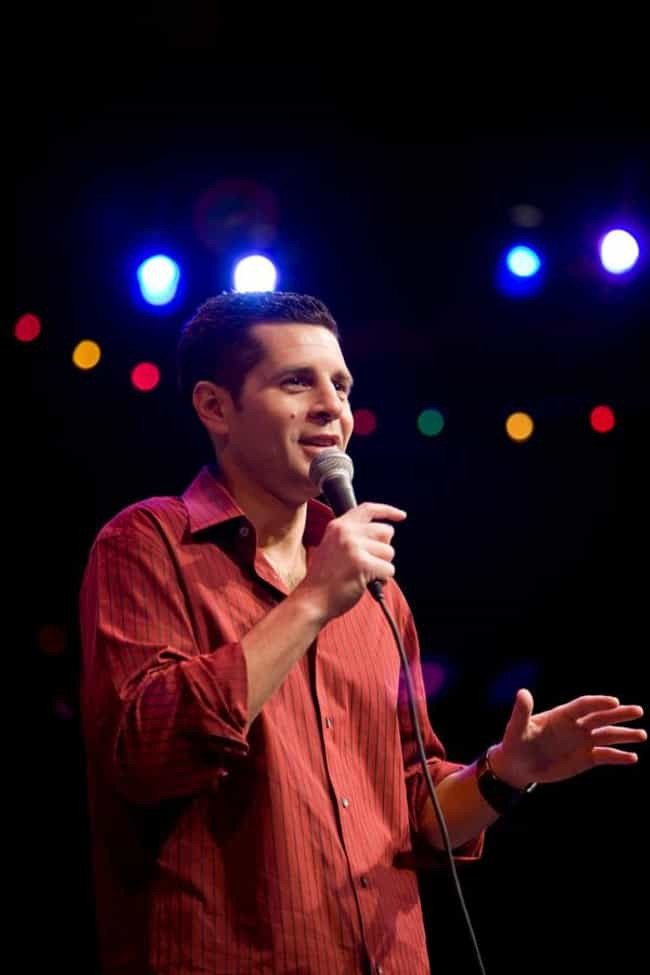 Dean Obeidallah is listed (or ranked) 9 on the list Famous Comedians from Italy