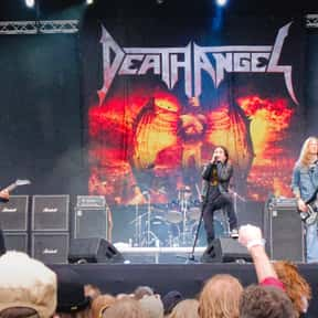 Death Angel is listed (or ranked) 13 on the list The Best Thrash Metal Bands