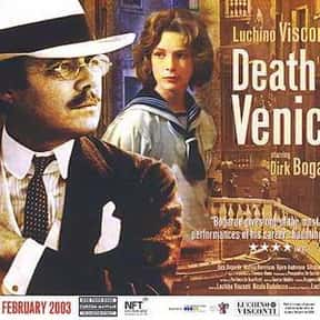Death in Venice is listed (or ranked) 19 on the list The Best Movies Based on Short Stories