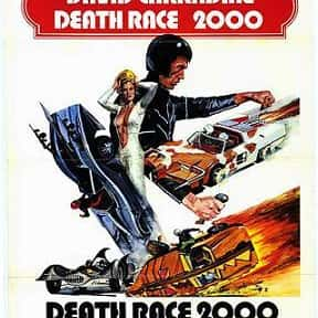 Death Race 2000 is listed (or ranked) 3 on the list The Best Exploitation Movies of the 1970s