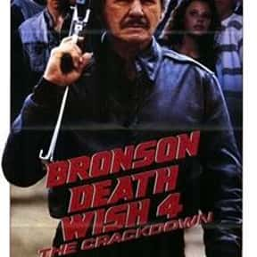 Death Wish 4: The Crackdown is listed (or ranked) 21 on the list The Best Danny Trejo Movies