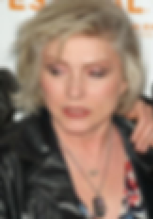 Debbie Harry is listed (or ranked) 2 on the list Famous Hawthorne High School Alumni