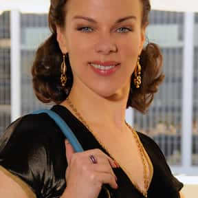 Debi Mazar is listed (or ranked) 5 on the list Famous People From Jamaica