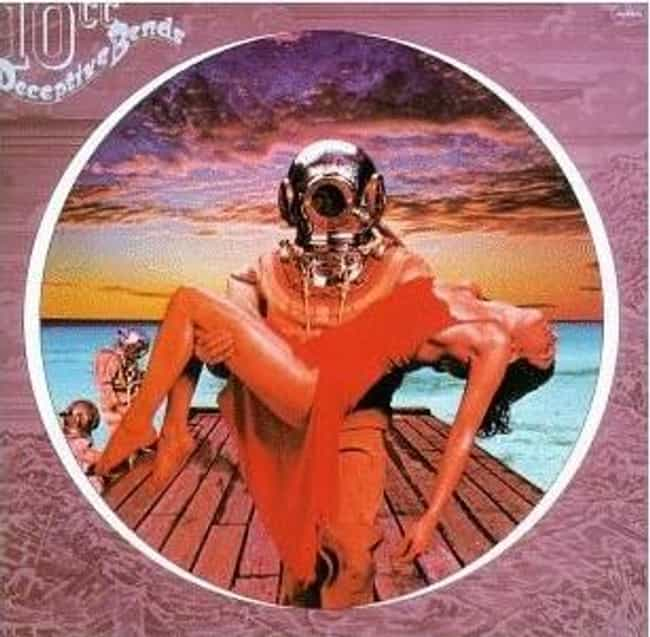 Deceptive Bends is listed (or ranked) 4 on the list The Best 10cc Albums of All Time