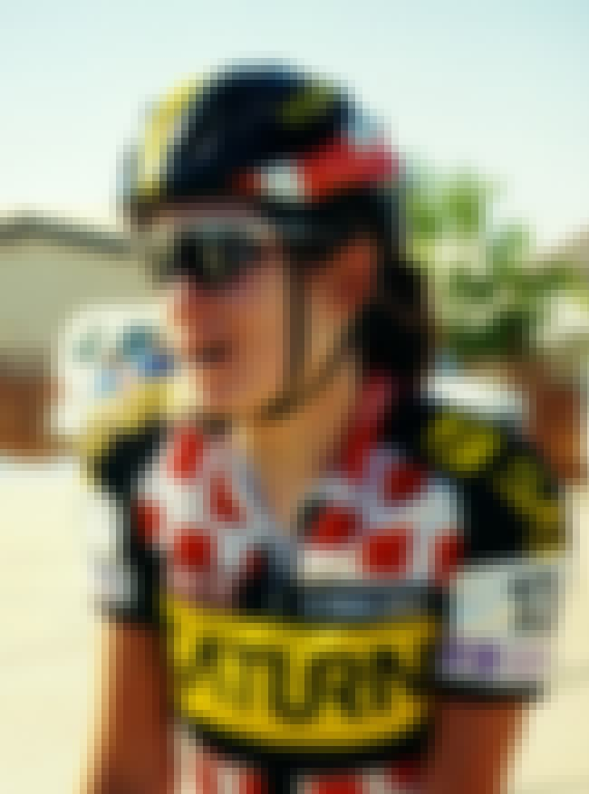 Dede Barry is listed (or ranked) 8 on the list Famous Female Cyclists