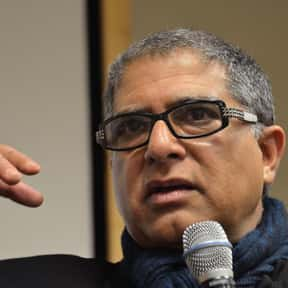 Deepak Chopra is listed (or ranked) 20 on the list Famous TV Actors from India