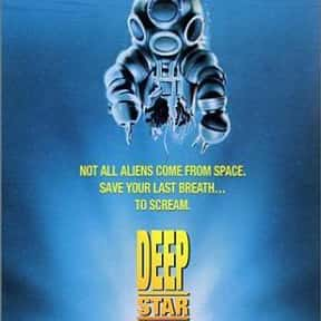 DeepStar Six is listed (or ranked) 12 on the list The Scariest Ship Horror Movies Set on the Sea