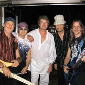 Deep Purple is listed (or ranked) 9 on the list The Best Hard Rock Bands/Artists