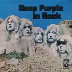 Deep Purple in Rock is listed (or ranked) 2 on the list The Best Deep Purple Albums of All Time
