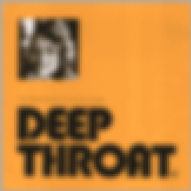 Deep Throat is listed (or ranked) 1 on the list The Adult Films That Changed the World