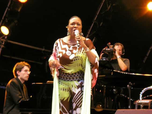 Dee Dee Bridgewater is listed (or ranked) 1 on the list Another Life Cast List