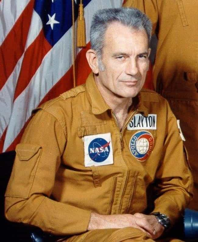 Deke Slayton is listed (or ranked) 3 on the list Famous Order of the Turtles Members