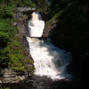 Delaware Water Gap National Re is listed (or ranked) 16 on the list The Best Of The Most Visited Tourist Destinations in America