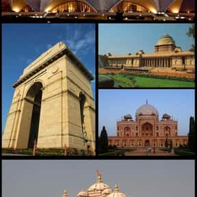 Delhi is listed (or ranked) 4 on the list The World's Most Densely Populated Places