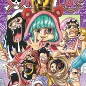 One Piece is listed (or ranked) 6 on the list The Funniest Manga of All Time