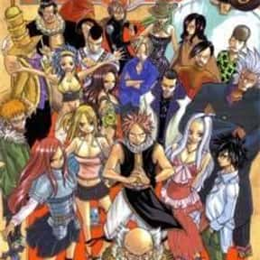 Fairy Tail is listed (or ranked) 15 on the list The Funniest Manga of All Time