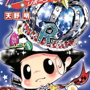 Katekyo Hitman Reborn! is listed (or ranked) 9 on the list The Funniest Manga of All Time