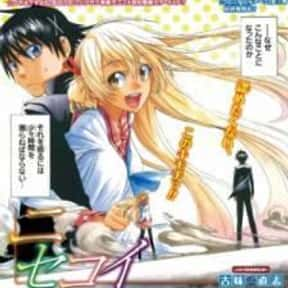 Nisekoi is listed (or ranked) 10 on the list The Funniest Manga of All Time