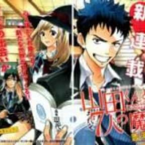 Yamada-kun to 7-nin no Majo is listed (or ranked) 11 on the list The Funniest Manga of All Time