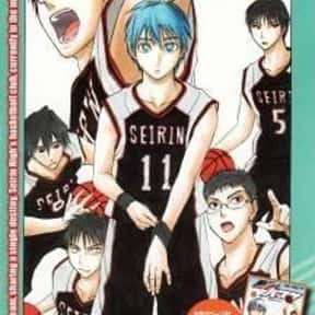 Kuroko no Basket is listed (or ranked) 19 on the list The Funniest Manga of All Time