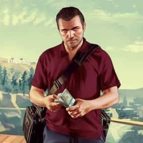 Michael de Santa is listed (or ranked) 1 on the list List of Grand Theft Auto V Characters, Ranked