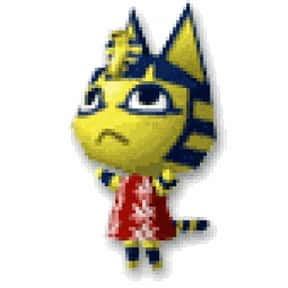 Ankha is listed (or ranked) 18 on the list All 'Animal Crossing: New Horizons' Villagers & Characters, Ranked