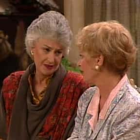 Isn't it Romantic is listed (or ranked) 1 on the list The Best Episodes of The Golden Girls
