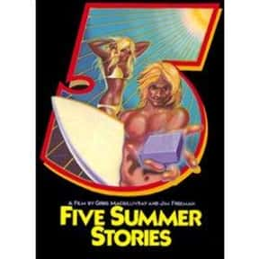 Five Summer Stories is listed (or ranked) 10 on the list Catch A Wave With The Best Documentaries About Surfing