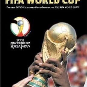 2002 FIFA World Cup is listed (or ranked) 4 on the list List of Gamecube Games