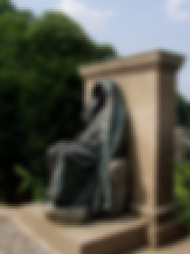 Adams Memorial is listed (or ranked) 1 on the list Famous Augustus Saint-Gaudens Sculptures