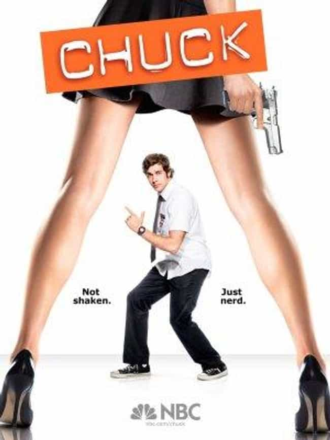 Chuck is listed (or ranked) 4 on the list What to Watch If You Love Kingsman