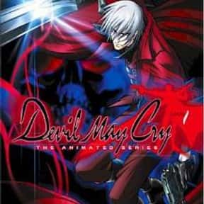 Devil May Cry: The Animated Se is listed (or ranked) 22 on the list The Best Anime Like D Gray Man