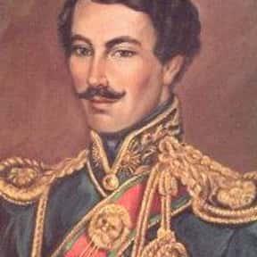 José María Pérez de Urdininea is listed (or ranked) 10 on the list Famous People From Bolivia
