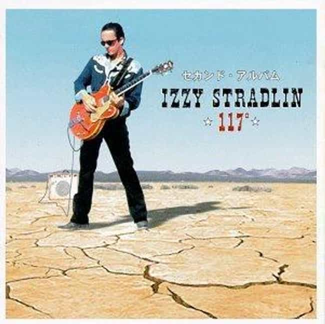 117° is listed (or ranked) 2 on the list The Best Izzy Stradlin Albums of All Time