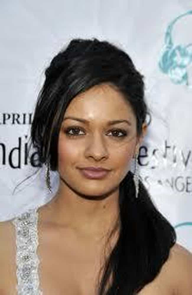 Pooja Kumar is listed (or ranked) 4 on the list Famous Female Television Show Hosts