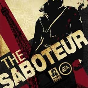 The Saboteur is listed (or ranked) 23 on the list The Best Video Games Set In WW2