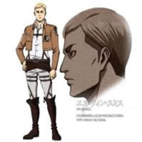 Erwin Smith is listed (or ranked) 15 on the list The 25+ Saddest Anime Deaths of All Time