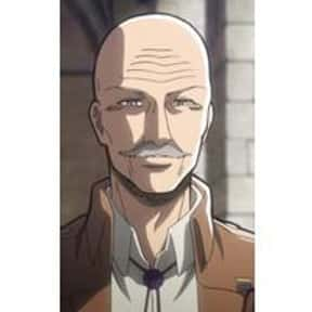 Dot Pixis is listed (or ranked) 11 on the list The Best Attack on Titan Characters