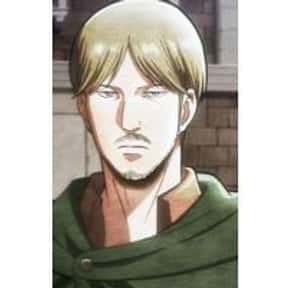 Mike Zacharias is listed (or ranked) 20 on the list The Best Attack on Titan Characters