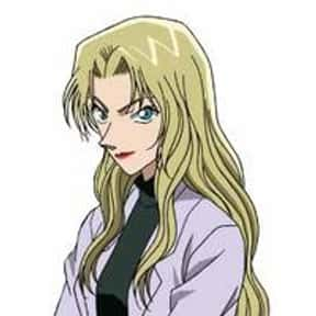 Vermouth / Sharon Vineyard is listed (or ranked) 12 on the list List of All Case Closed Characters, Best to Worst