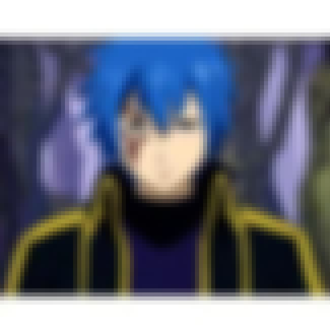 Jellal Fernandes is listed (or ranked) 3 on the list The Greatest Anime Characters With Tattoos