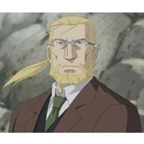 Van Hohenheim is listed (or ranked) 23 on the list The 40+ Best Anime Character Backstories