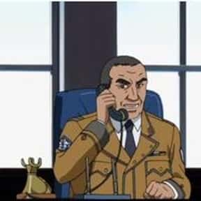 Jerome Borda is listed (or ranked) 25 on the list All Full Metal Panic! Characters, Best to Worst