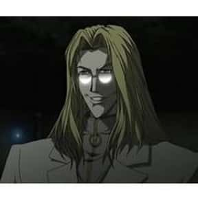 Luke Valentine is listed (or ranked) 20 on the list List of All Hellsing Characters, Best to Worst